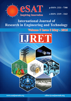 IJRET - International Journal of Research in Engineering and